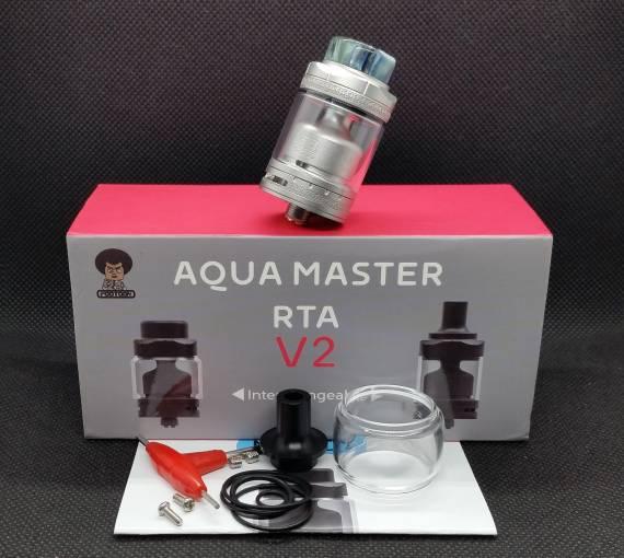 Пощупаем??? - Footoon Aqua Master RTA V2...
