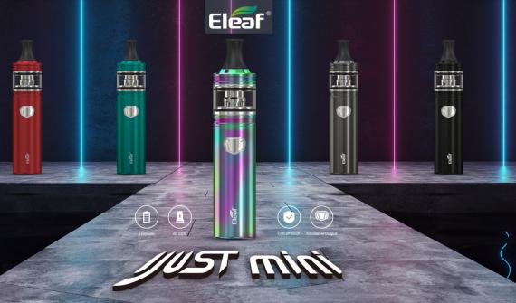 Eleaf iJust Mini - айджаСТИК или айджастыш - называйте, как хотите...