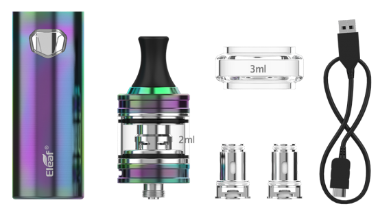 Eleaf iJust Mini Starter Kit Review