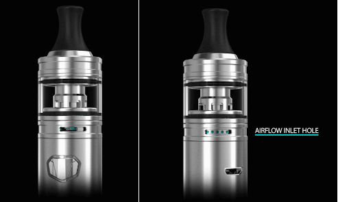Eleaf iJust Mini - IJAASTIC or Aijastysh - call it what you want ...