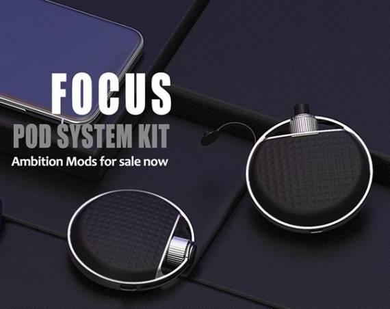 Ambition Mods Focus Pod System Kit Review