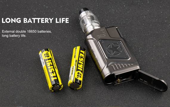Teslacigs P226 Starter kit Review