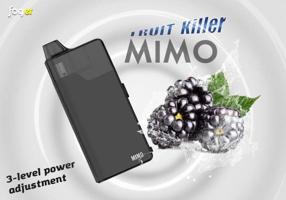 Foger Mimo pod kit Review