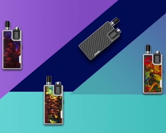 Новые старые предложения - Vapecige Nano kit и Hotcig Kubi pod...