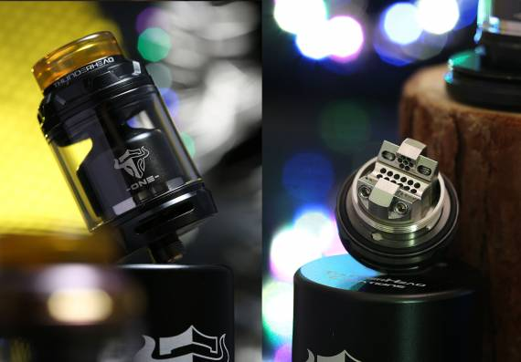 ThunderHead Creations Tauren One RTA - From Drip to Tanks ...