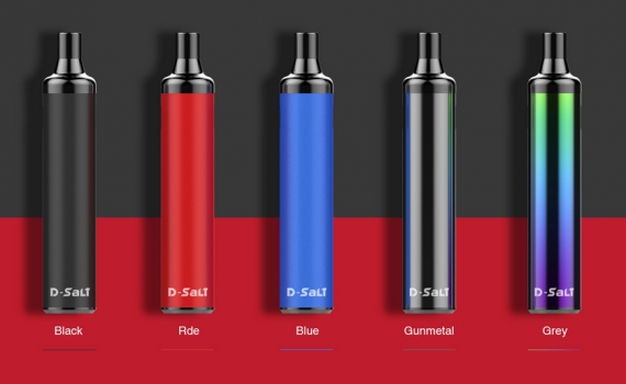 Dovpo D-Salt Pod System Review