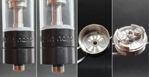 Пощупаем??? -Augvape Merlin Nano MTL RTA...