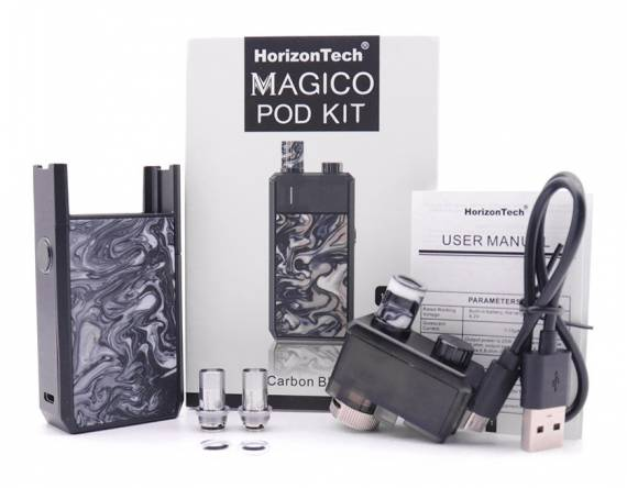 HorizonTech Magico Pod Kit Review