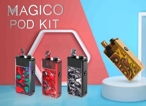 HorizonTech Magico Pod Kit - когда емкость решает...