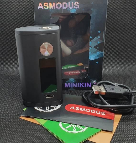 Пощупаем??? - asMODus Minikin 3...