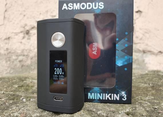 Feel ???  - asMODus Minikin 3 ...