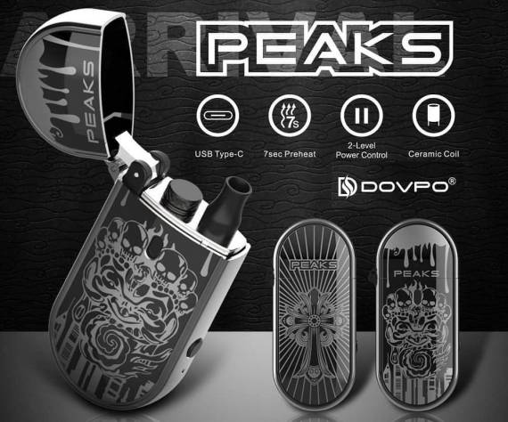 Dovpo Peaks Pod Kit Review