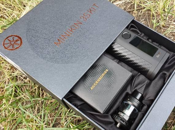 Пощупаем??? - asMODus Minikin 3S kit...