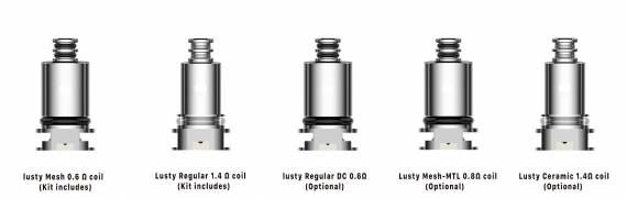 Nevoks Lusty AIO Kit - almost pilot AIO ...