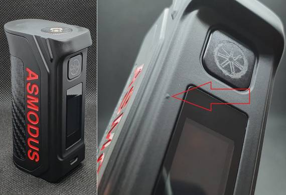 asMODus Amighty 100W Mod Review