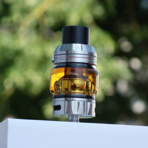 Eleaf Rotor Sub Ohm Tank - now also a non-service with a propeller ...