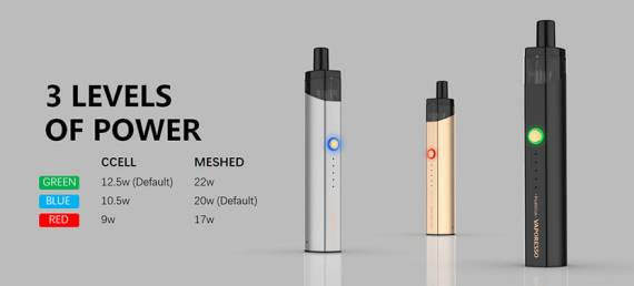 Vaporesso PodStick Pod Kit - so ... for show ...