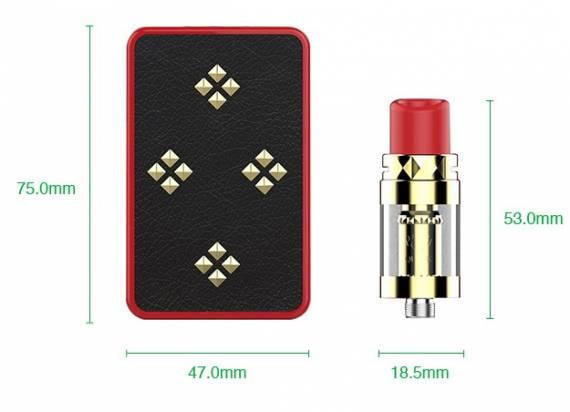Kangertech Chic Starter Kit - for lovely ladies ...