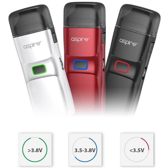 Aspire Breeze NXT Pod Review