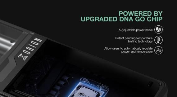 Lost Vape Orion PLUS DNA Pod - DNA, сменные койлы, а где обслуживаемая база?...