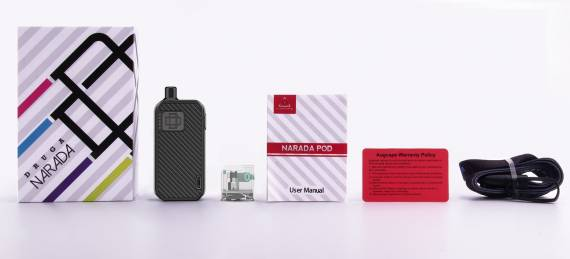 Augvape DRUGA Narada POD Kit Review
