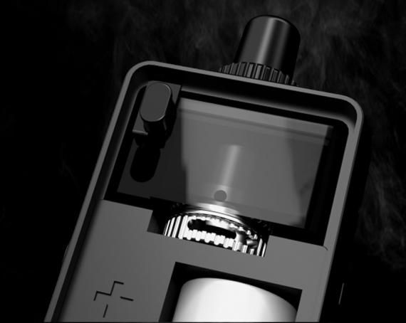 Mechlyfe Ratel Rebuildable POD - революционно настроенный POD (смотреть всем)))...