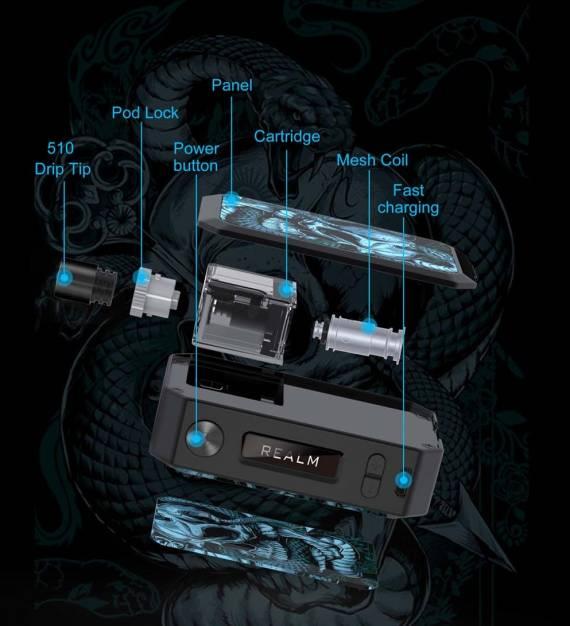 Blitz Realm Pod Kit Review
