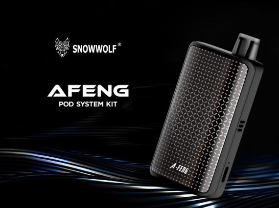 Snowwolf AFENG POD system kit - POD на один 18650...