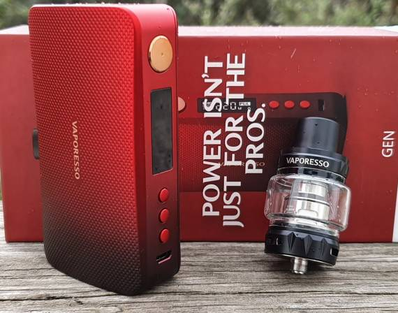 Vaporesso GEN Starter Kit Review