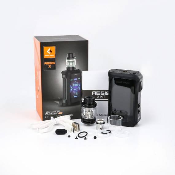 Geekvape Aegis X Starter Kit Review