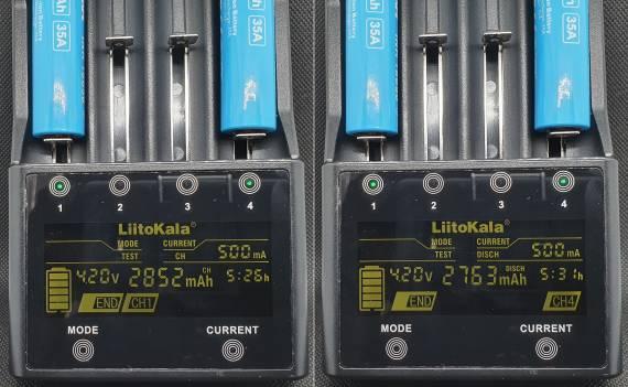 Пощупаем??? - зарядное устройство ST2 и аккумуляторы INR 18650 от XTAR...