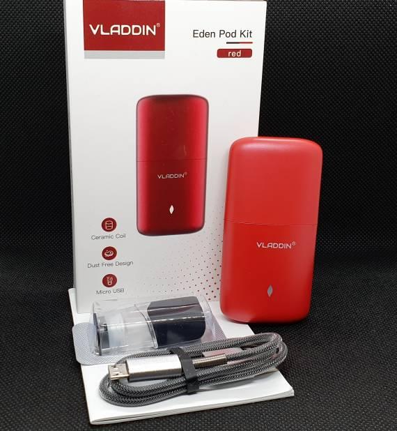 Vladdin Eden Kit Review