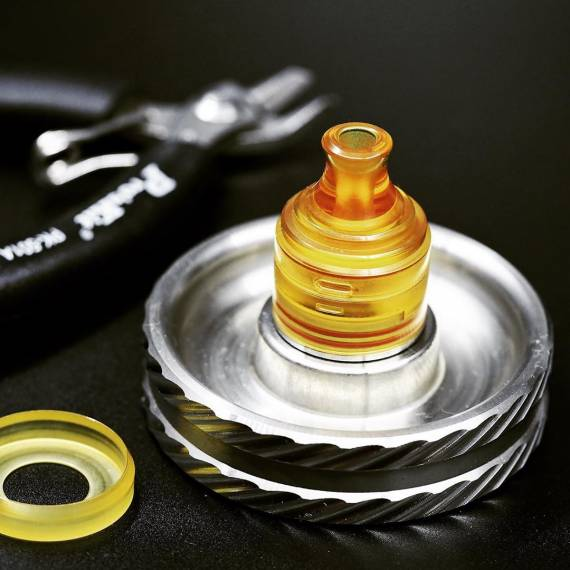 BD vape Pure RDA - крошечная двуспиралка...
