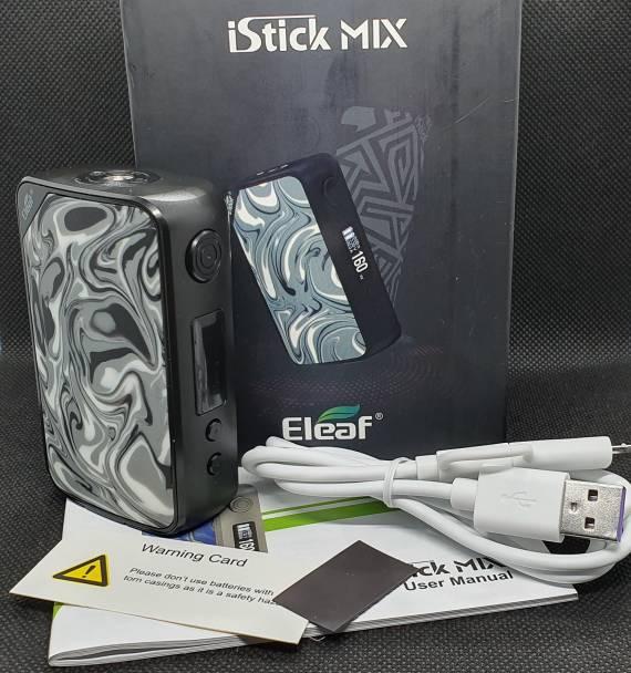 Пощупаем??? -Eleaf iStick Mix Mod...