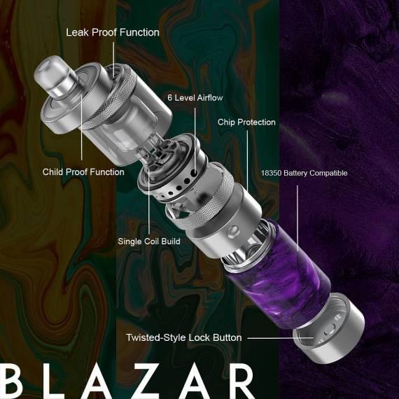 CoilART BLAZAR MTL kit -