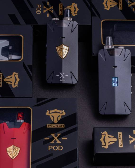 Thunderhead Creations Tauren X Pod Kit Review