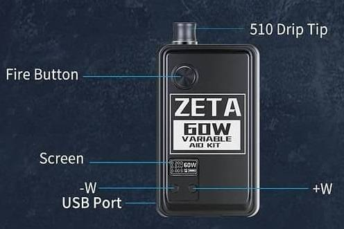 Think Vape ZETA POD kit Review