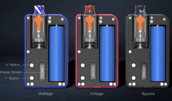 Aspire Mulus POD kit Review