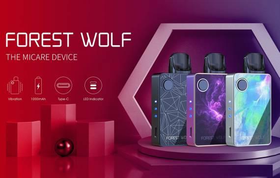 LAISIMO Forest Wolf POD system - возвращение на рынок с новинкой...