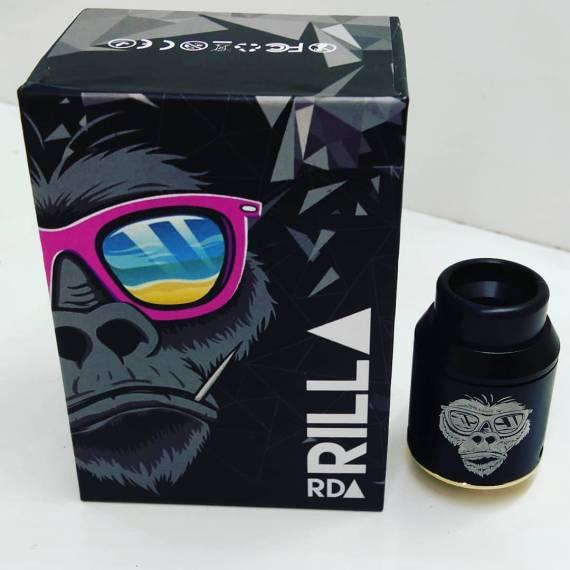 Juice Cartel RILLA RDA - зачем изобретать что-то новое…