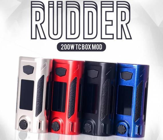Новые тсарые предложения - DOVPO Blotto RTA и Oumier Rudder 200W Mod...