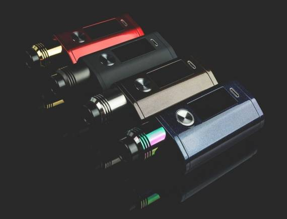 Новые старые предложения - Geek Vape AEGIS Squonker kit и asMODus Minikin 3...