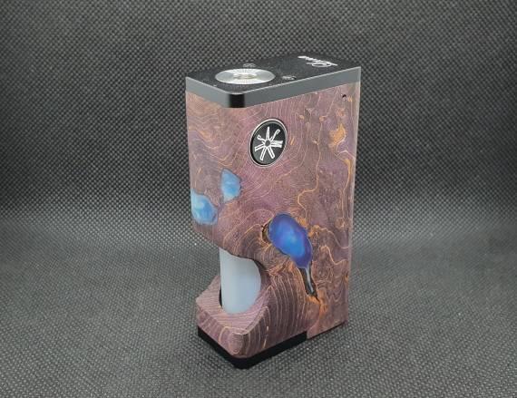 Пощупаем??? - asMODus x Ultroner Luna Squonker Box Mod...