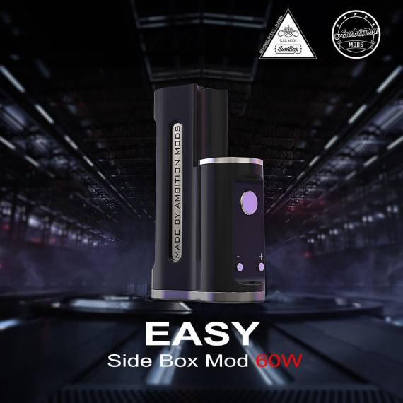 Ambition Mod Easy Side Box Mod - интересный проект...