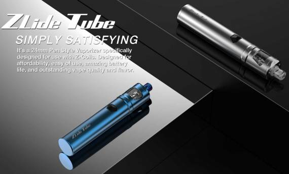Innokin Zlide Tube kit Review