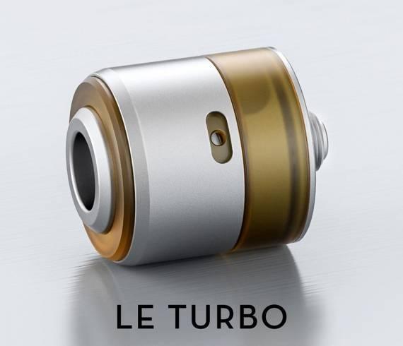 Vaponaute Le Turbo RDA - неординарный конструктив...