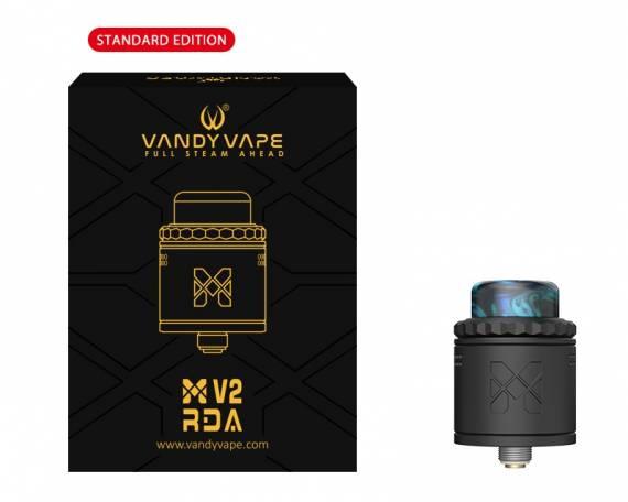 Vandy Vape Mesh V2 RDA - дубль два!...