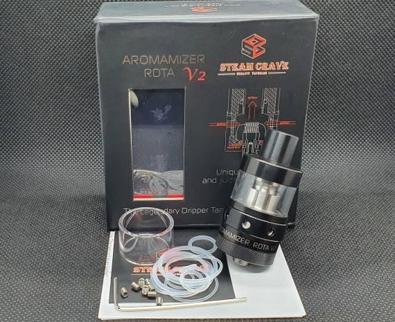 Пощупаем??? - Steam Crave Aromamizer V2 RDTA...