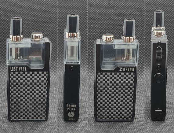 Пощупаем??? - Lost Vape Orion Plus DNA Pod Kit...