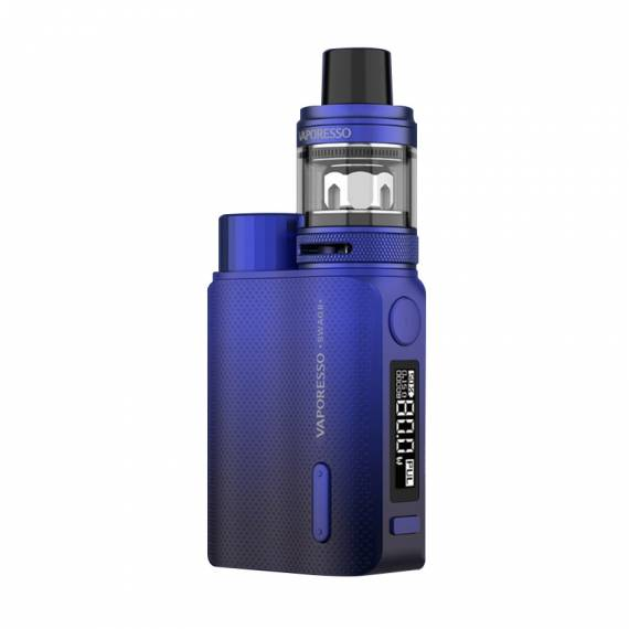 Vaporesso SWAG II Kit - again chic design and landing on 25mm ...
